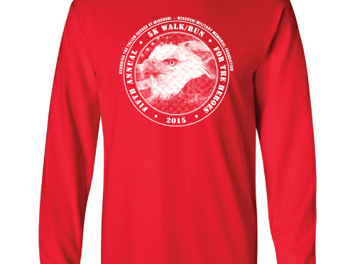 Commemorative RED T-Shirts